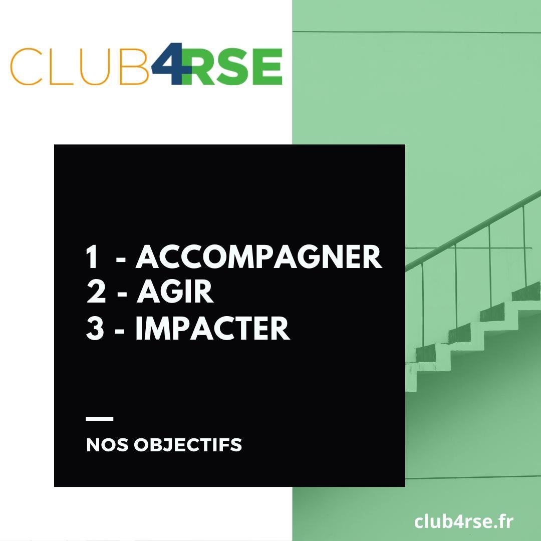 Conférence du Club4RSE
